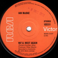MCRAE,IAN  -   We'll meet again/ The good guys (G81349/7s)