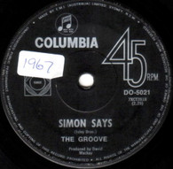 GROOVE  -   Simon says/ With this ring (G81240/7s)