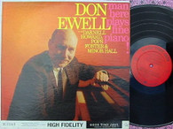 EWELL,DON  -  MAN HERE PLAYS FINE PIANO!  (G168607/LP)