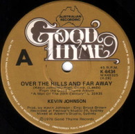 JOHNSON,KEVIN  -   Over the hills and far away/ Taking the long road home (G81284/7s)