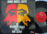 GEORGE RUSSELL SEXTET  -  GEORGE RUSSELL SEXTET AT BEETHOVEN HALL II  (G168673/LP)