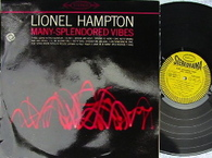 HAMPTON,LIONEL  -  MANY-SPLENDORED VIBES  (G168801/LP)