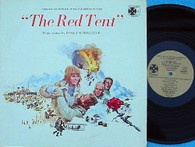 ENNIO MORRICONE  -  THE RED TENT (OST)  (G168858/LP)