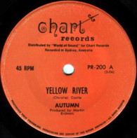 AUTUMN  -   Yellow river/ Hello Suzy (G8232/7s)