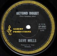 MILLS,DAVID  -   Beyond doubt/ Beyond doubt (G83326/7s)