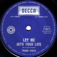 IFIELD,FRANK  -   Let me into your life/ Carnival day (G84226/7s)