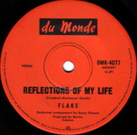 FLAKE  -   Reflections of my life/ Teach me how to fly (85107/7s)