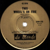 FLAKE  -   This wheel's on fire/ You've got me thinking (85108/7s)