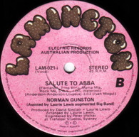 GUNSTON,NORMAN  -   Salute to Abba/ Hors d'oeuvre (85118/7s)