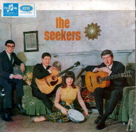 SEEKERS  -  THE SEEKERS Don't think twice it's alright/ This land is your land/ Two summers/ The times they are a changin' (G571211/7EP)