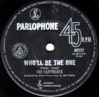 EASYBEATS  -   Who'll be the one/ Do you have a soul (G57287/7s)