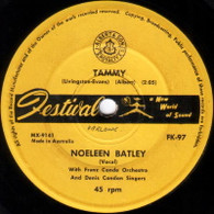 BATLEY,NOELEEN  -   Tammy/ Little Sir Echo (6438/7s)