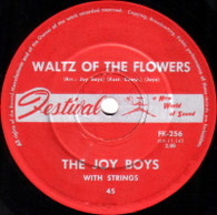 JOY BOYS  -   Waltz of the flowers/ Gavotte espresso (64280/7s)