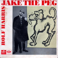 HARRIS,ROLF  -  JAKE THE PEG Jake the peg/ Big dog/ Iko iko/ Sydney Town (G67712/7EP)