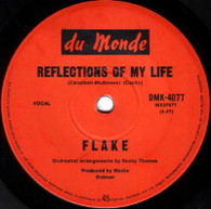 FLAKE  -   Reflections of my life/ Teach me how to fly (G69189/7s)