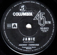FARNHAM,JOHNNY  -   Jamie/ I don't want to love you (G70226/7s)