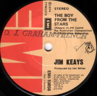 KEAYS,JIM  -   The boy from the stars/ Take it on easy (G76163/7s)