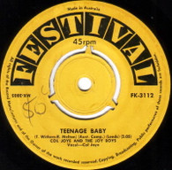 JOYE,COL & JOY BOYS  -   Teenage baby/ Half as much (G771228/7s)