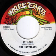 EASYBEATS  -   St. Louis/ Can't find love (G78154/7s)