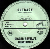 DENVERMEN (DIGGER REVELL'S)  -   Outback/ The Mexican (82142/7s)