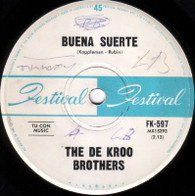 DE KROO BROTHERS  -   Buena suerta/ Love is a meaningless word (82126/7s)