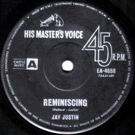 JUSTIN,JAY  -   Reminiscing/ Get that feeling (G83268/7s)