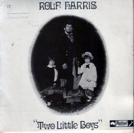 HARRIS,ROLF  -  TWO LITTLE BOYS Two little boys/ Bony/ Write en' rough/ I love my love (G83587/7EP)