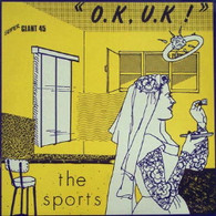 SPORTS  -  O.K. U.K. Wedding ring/ Live, work & play/ Little girl/ Radio show (G77570/12s)