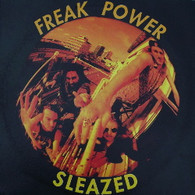 FREAK POWER  -  SLEAZED Bad sister/ Let it fade/ This beast/ Hate-vibe. (G78513/12s)
