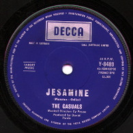 CASUALS  -   Jesamine/ I've got something too (G4083/7s)