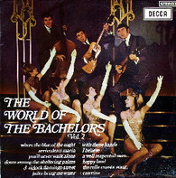 BACHELORS  -  THE WORLD OF THE BACHELORS  (G69655/LP)