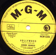 FRANCIS,CONNIE  -   Hollywood/ Dreamboat (G43117/7s)