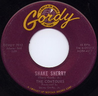 CONTOURS  -   Shake Sherry/ You better get in line (G44110/7s)