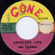 DONNER,RAL  -   Bells of love/ Loveless life (G44143/7s)