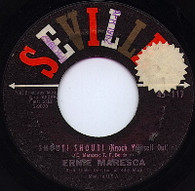 MARESCA,ERNIE  -   Shout! shout! (Knock yourself out)/ Crying like a baby over you (G44281/7s)