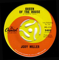 MILLER,JODY  -   Queen of the house/ The greatest actor (49228/7s)