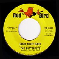 BUTTERFLYS  -   Good night baby/ The swim (4955/7s)