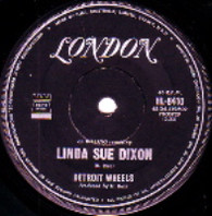 DETROIT WHEELS  -   Linda Sue Dixon/ Tally Ho (G58114/7s)