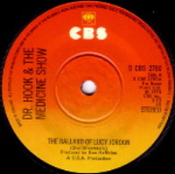 DR. HOOK & THE MEDICINE SHOW  -   The ballad of Lucy Jordan/ Make it easy (G58128/7s)