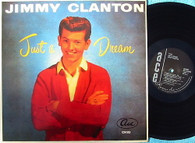 CLANTON,JIMMY  -  JUST A DREAM  (G751146/LP)