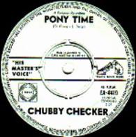 CHECKER,CHUBBY  -   Pony time/ Oh, Susannah (G5890/7s)