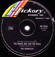 NEWBEATS  -   The birds are for the bees/ Better watch your step (59321/7s)