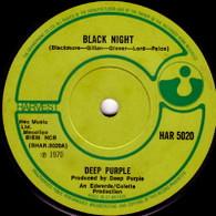 DEEP PURPLE  -   Black night/ Speed king (5997/7s)