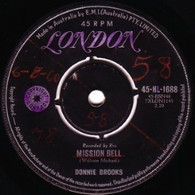 BROOKS,DONNIE  -   Mission bell/ Do it for me (6868/7s)