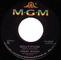 FRANCIS,CONNIE  -   Hollywood/ (He's my) dreamboat (68209/7s)