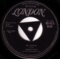 CASH,JOHNNY  -   Ballad of a teenage queen/ Big river (G6979/7s)
