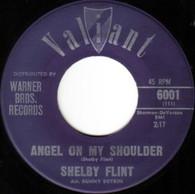 FLINT,SHELBY  -   Angel on my shoulder/ Somebody (71148/7s)