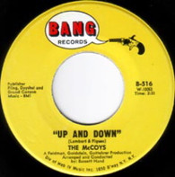 MCCOYS  -   Up and down/ If you tell a lie (G75283/7s)