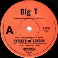 MCTELL,RALPH  -   Streets of London/ Spiral staircase (G75288/7s)