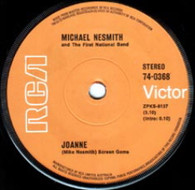NESMITH,MICHAEL  -   Joanne/ One rose (G75322/7s)